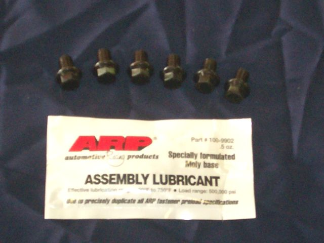 Toyota 2TC and 3TC ARP Flywheel Bolts