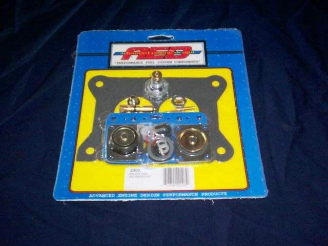 BRD Racing: Holly 350 and 500 Rebuild Kit
