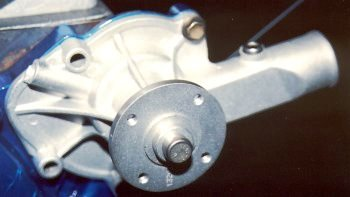 BRD Racing: High Performance Water Pump for Toyota 2TC and 3TC
