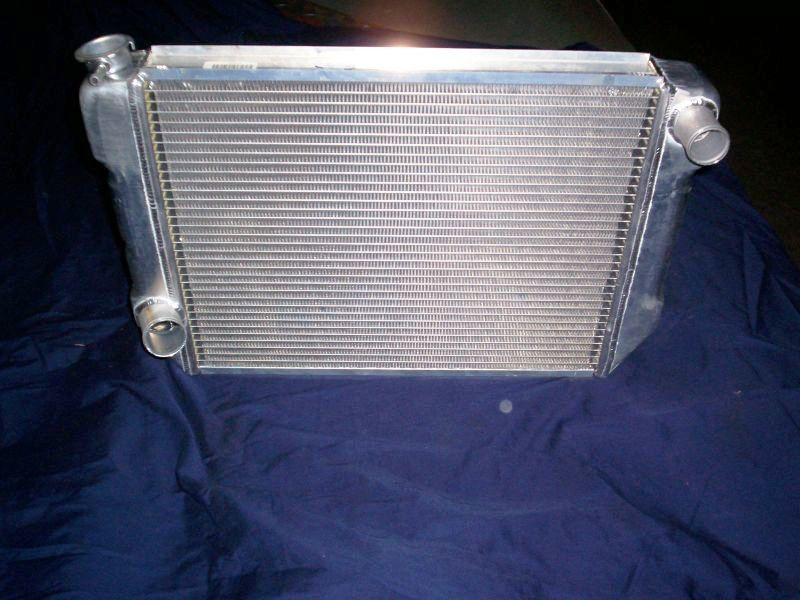 BRD Racing: 3TC 1971-1987 Corolla Griffin Race Radiator