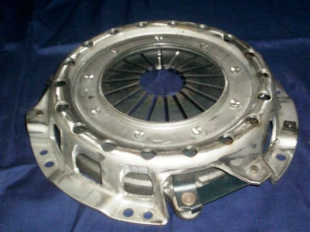 BRD Racing Custom Pressure Plates
