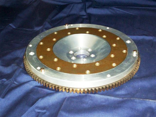 Fidanza 2TC and 3TC Lightweight Flywheel