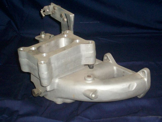 Offenhauser C series intake with Spacer Plate