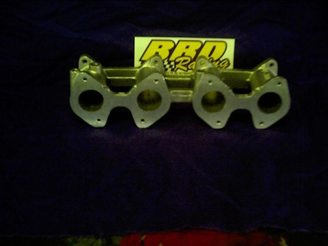 Side Draft Intake Manifolds For Toyota 2TC and 3TC