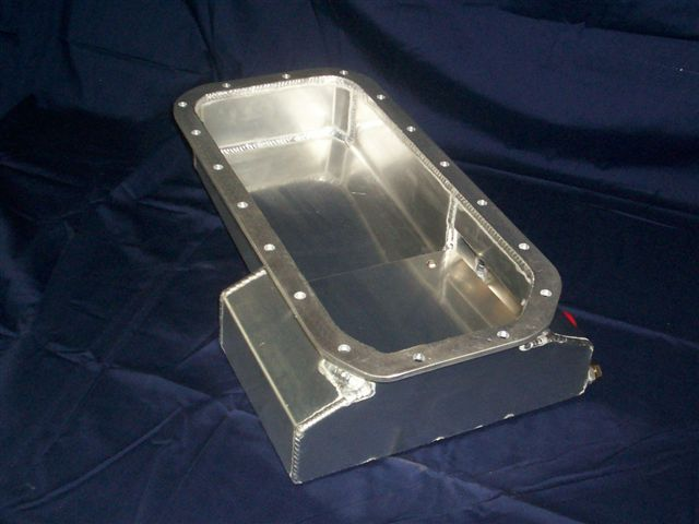 BRD Racing: Toyota 2TC and 3TC Custom Oil Pans