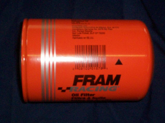 BRD Racing: High Performance Fram oil Filter for Toyota 2TC and 3TC