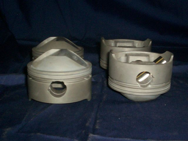 BRD Racing: 3TC Pistons. For NA and Turbo. Custom bore and compression available