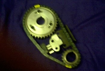 BRD Racing Custom Timing Set With Adjustable Cam Gear