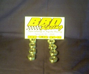 BRD Racing: Toyota 2TC and 3TC Rocker Shaft Collers